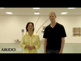 Aikido - Self Defense For Women №8 - Penny Bernath - Punch to the face