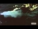 Refueling operation in heavy seas - 1962