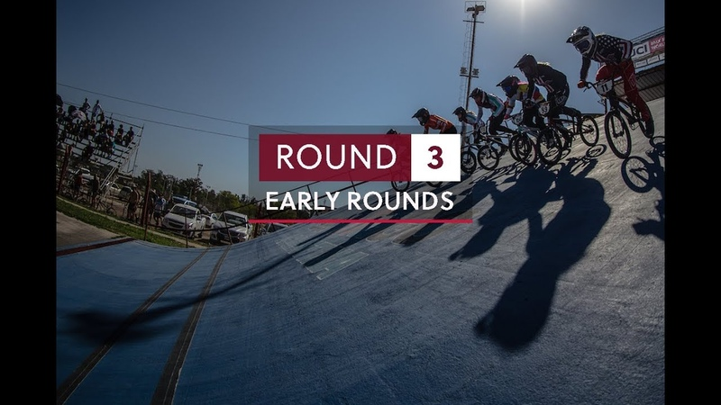 2020: Bathurst AUS LIVE RD3 Early Rounds