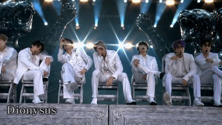 BTS (방탄소년단) - DIONYSUS LIVE PERFORMANCE [ENG SUB]