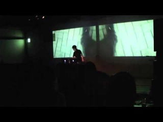 Masahiro Hiramoto & Paul Young TOKYO nude @ Super Deluxe / Tekna TOKYO Cyclone 1