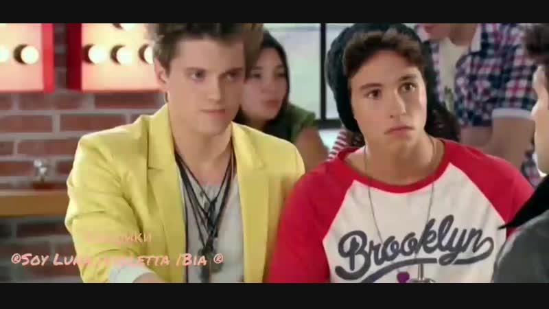 Фанфики ®Soy Luna |Violetta |Bia ®
