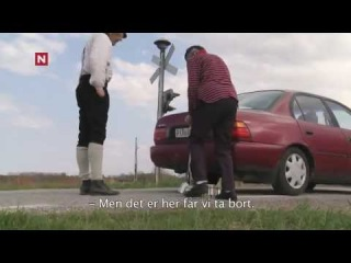 Ylvis - Hyss i Smaland: Bokser (English, Russian subtitles)