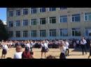 Танец 9 класса на «Последний Звонок»