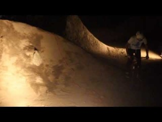 Jake kinney night shoot @ the Woodward West trails