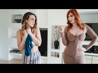 Jade Nile, Lauren Phillips - Caught Shoplifting (MILF, Teen, BigTits, Blowjob, Redhead, Threesome, Natural Tits)