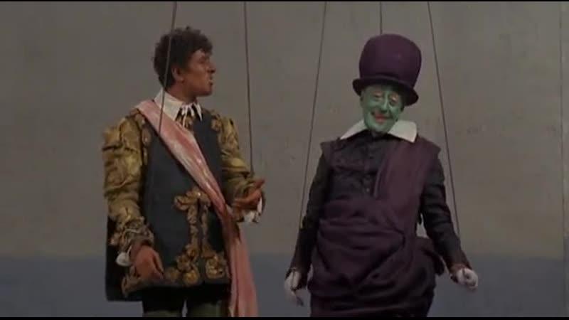 Что такое облака в киносборнике Каприччо по итальянски Che cosa sono le nuvole 1967