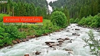 Krimml Waterfalls, the most beautiful in Austria