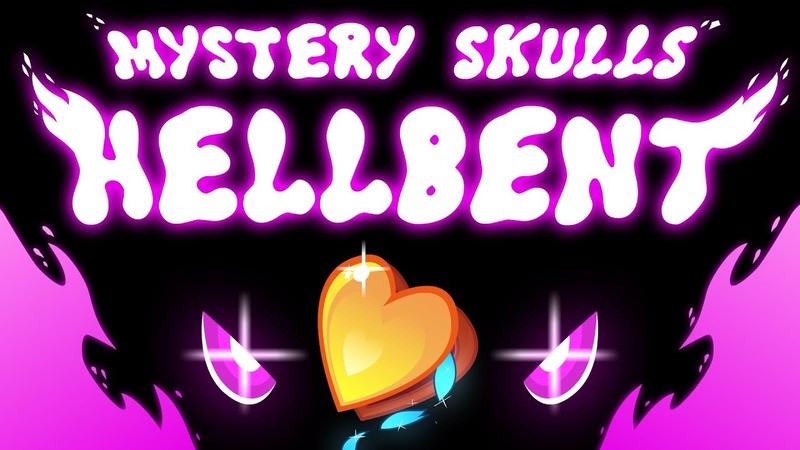 Mystery Skulls Animated Hellbent
