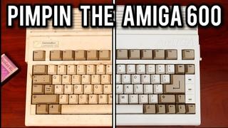 Pimpin' the Amiga 600 in 2021 | MVG