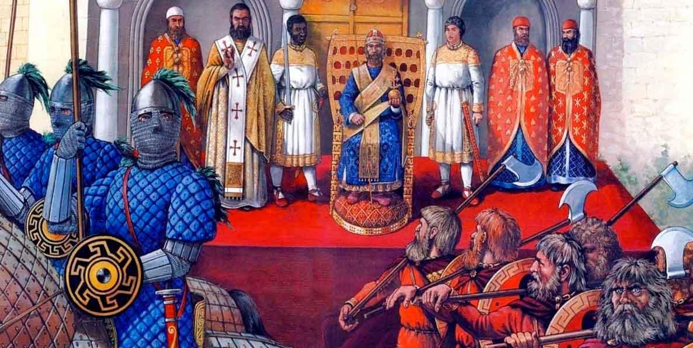 Норвежцы в Византии