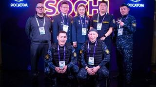 Команды КВН ФСИН России выступают в Сочи на международном фестивале Клуба веселых и находчивых