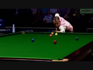 Снукер Mark Davis - Stuart Bingham  Финал-2 English Open 2018