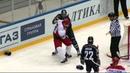 Бой КХЛ: Вярн VS Артём Сергеев / KHL Fight: Warn VS Artyom Sergeyev