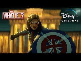Changed   Marvel Studios' What If…?   Disney+