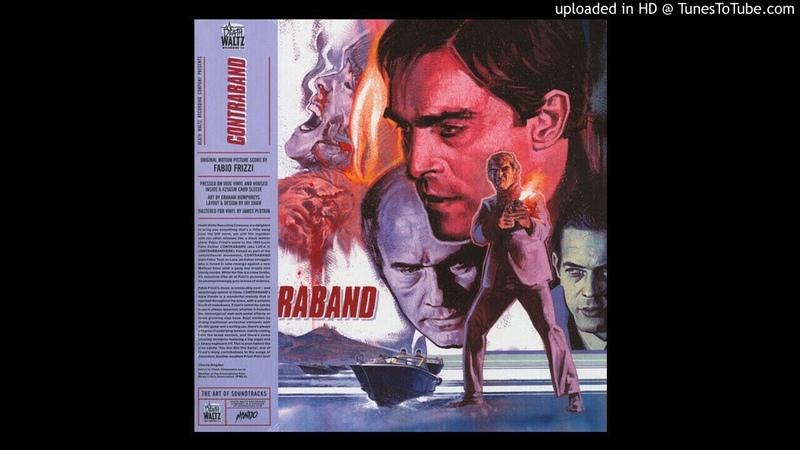 Fabio Frizzi Luca Il Contrabbandiere Seq 3 Italy 1980