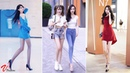 Tik Tok Fashion 🔥Tall and Beautiful girls. How tall are you, what is your ideal height 😍 Shorts