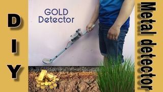 ⚙️DIY | Metal Detector gold dari bekas fly back TV