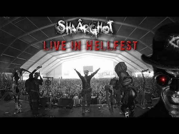 SHAÂRGHOT Live HELLFEST 2019 Temple