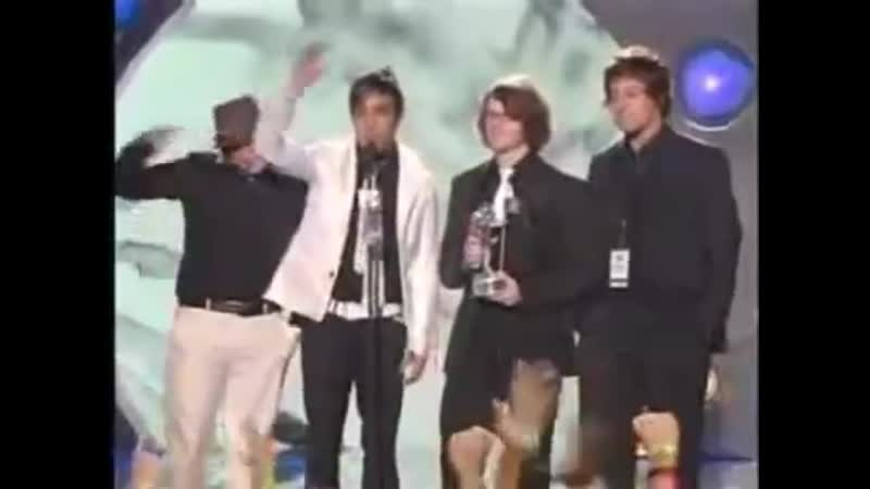 Fall Out Boy and My Chemical Romance 2005 MTV2 Awards