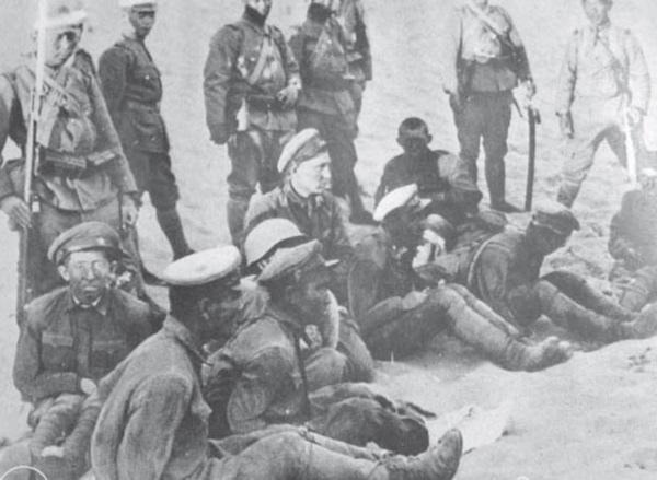 Красноармейцы в японском плену. 1939., изображение №8