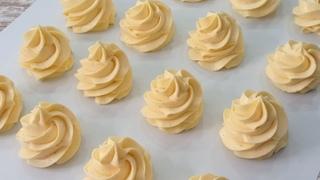 Знаменитый французский заварной крем на желтках МУСЛИН. Без сливок и желатина!