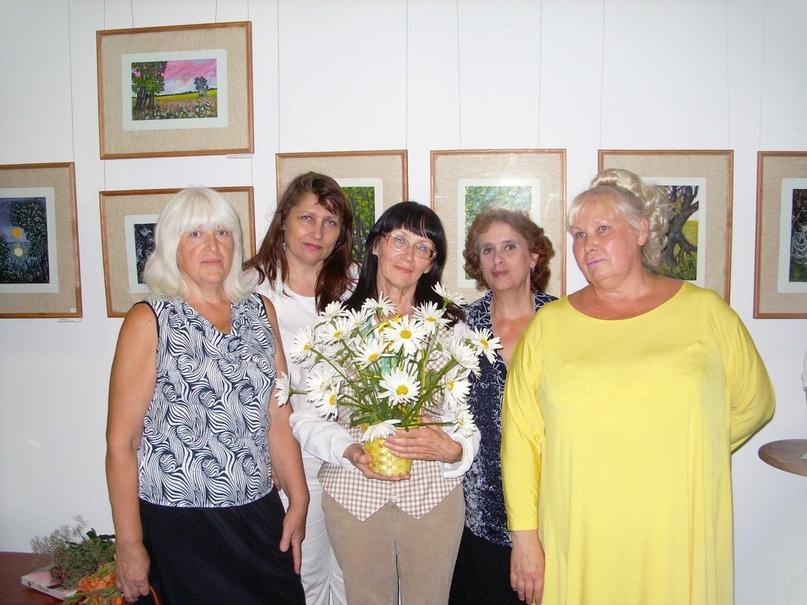 Персональная выставка «Таинство природы», 2010 г.