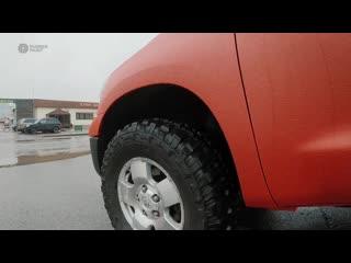 Защитное покрытие ТИТАН (Toyota Tundra) Rubber Paint