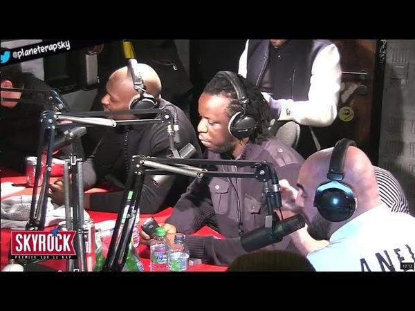 Médine Feat Youssoupha Kery James Freestyle à Skyrock Live Radio