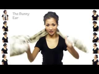Шикарная подборка идей, как завязать шарфик