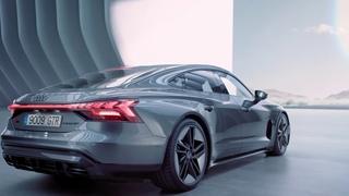 El futuro empieza con una idea - Nuevo Audi RS e-tron GT