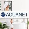 AQUANET - идеальное решение для ванных комнат