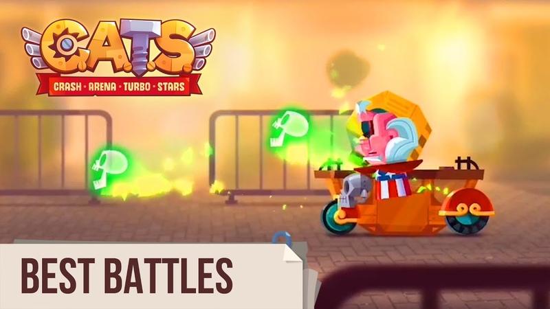 C A T S Best Battles 159