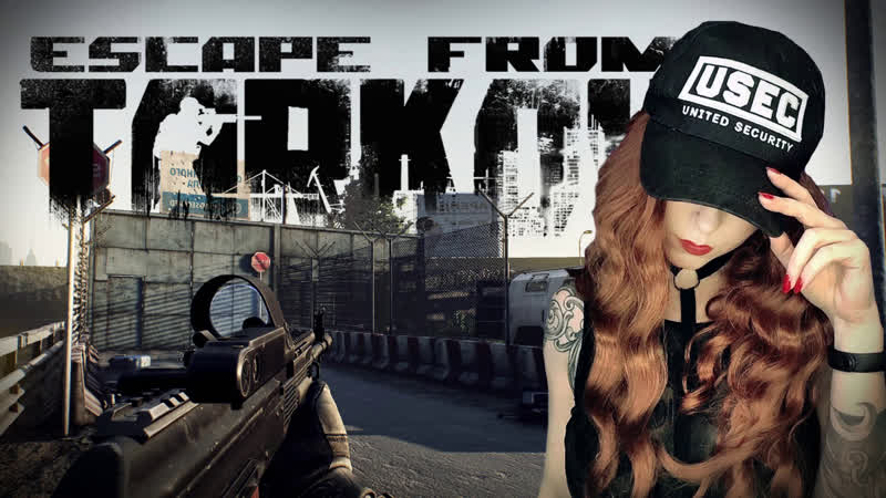 Кровавая барыня Аннушка в Escape from Tarkov яжНажала