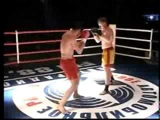 Исмаил Илиев vs Дмитрий Ленджен