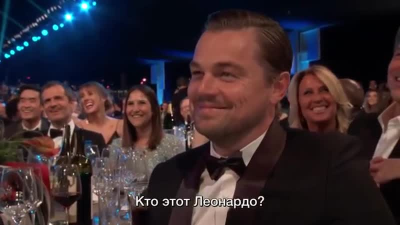 Хоакин Феникс-Победная речь на премии «Гильдии киноактеров»