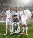 Личный фотоальбом Cristiano Ronaldo