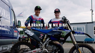 Surprising young talent with a brand new MX bike | Glenn Coldenhoff