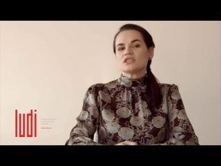 12 сентября Светлана Тихановская записала новое обращение  к участникам Марша Героев