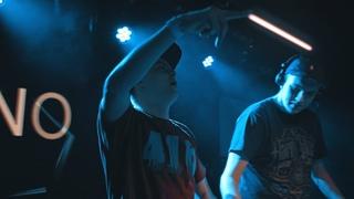 Command Strange — Burning Series 2021 Live (Occulti Music TV)