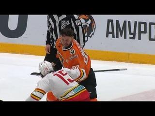 KHL Fight: Tomas Zohorna VS Spencer Foo