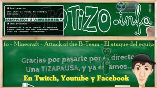 Minecraft - Attack of the B-Team - El ataque del equipo B -  -