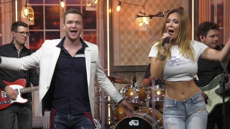 Luka Basi i Lidija Bačić Lille Solo Dalibor Petko Show CMCTV