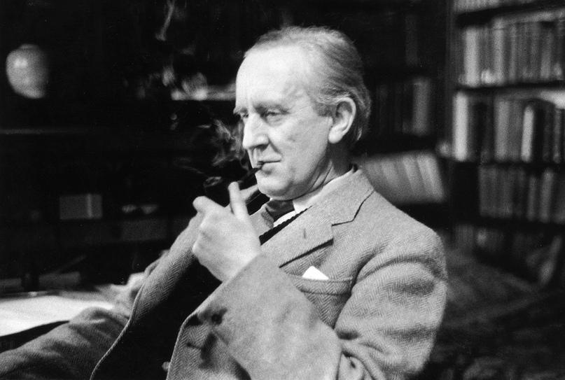 Джон Рональд Руэл Толкин. Оксфорд, 1950-е годы