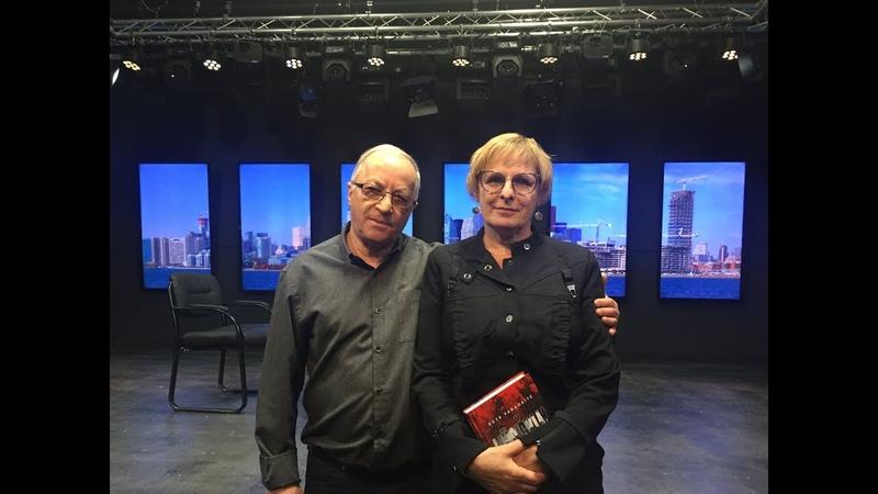 Рута Ванагайте в программе Грегори Антимони Час интервью
