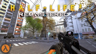 HALF-LIFE 2: Remastered (2020 Edition) With 'Vanilla' & 'MMOD' Compatible [1440p 60fps]