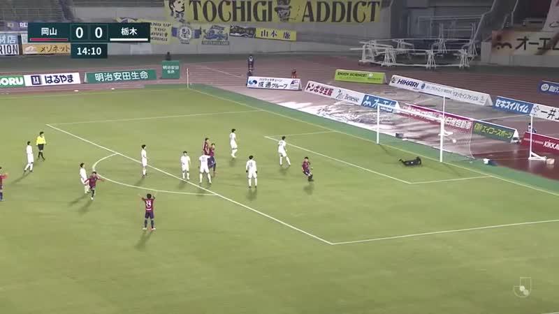 Чемпионат Японии 2020 Вторая лига 2020 Все голы 36 го тура