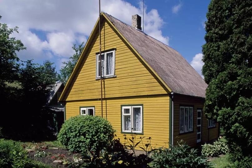 Стили и формы крыш, изображение №2