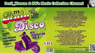 ZYX ITALO DISCO NEW GENERATION,  - CD1 (2015) [Italo-Disco] - ORIGINAL CD