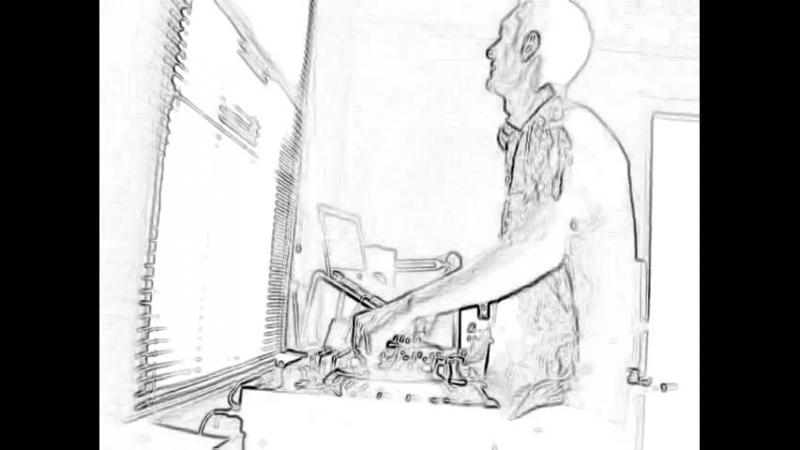 Mario Kassar - Bada Boo (studio session)